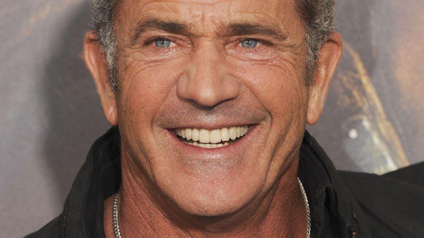 Mel Gibson: Wird er bald zum neunten Mal Vater?