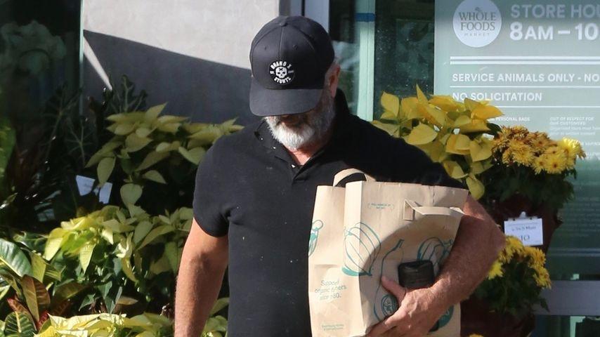 Mel Gibson, November 2019