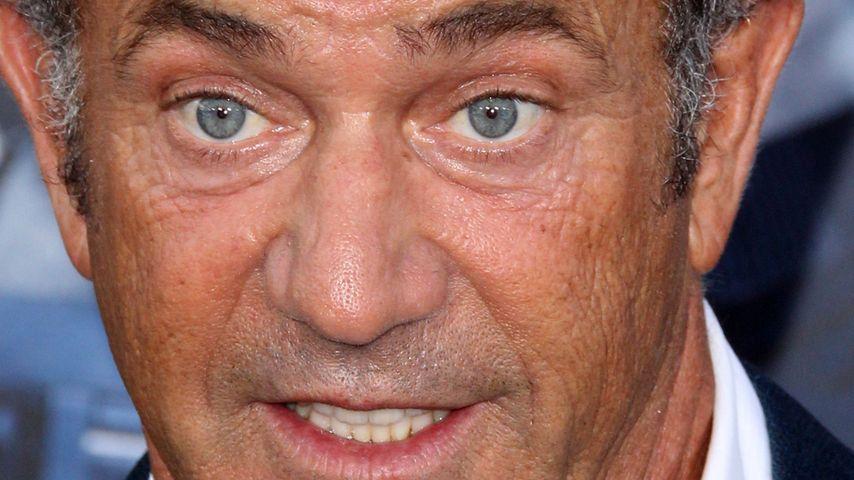 Weg mit dem Charakter-Gesicht! Mel Gibson will OP