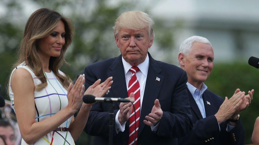 Und schon wieder! Melania Trump erntet neuen Mode-Shitstorm