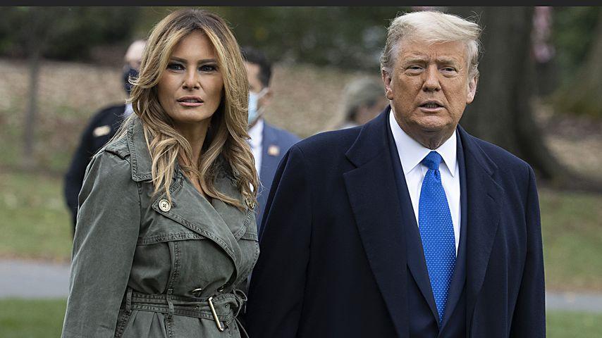 Wie viel Geld könnte Melania nach Trump-Trennung einsacken?
