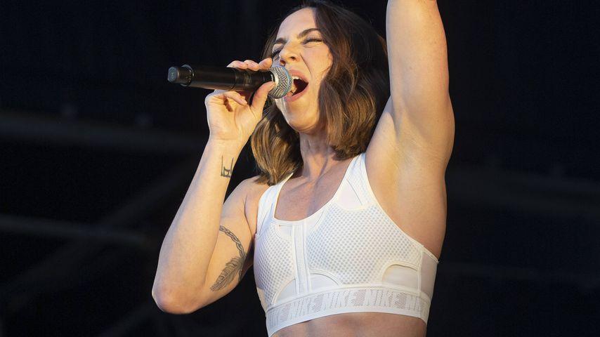 Melanie C., August 2021