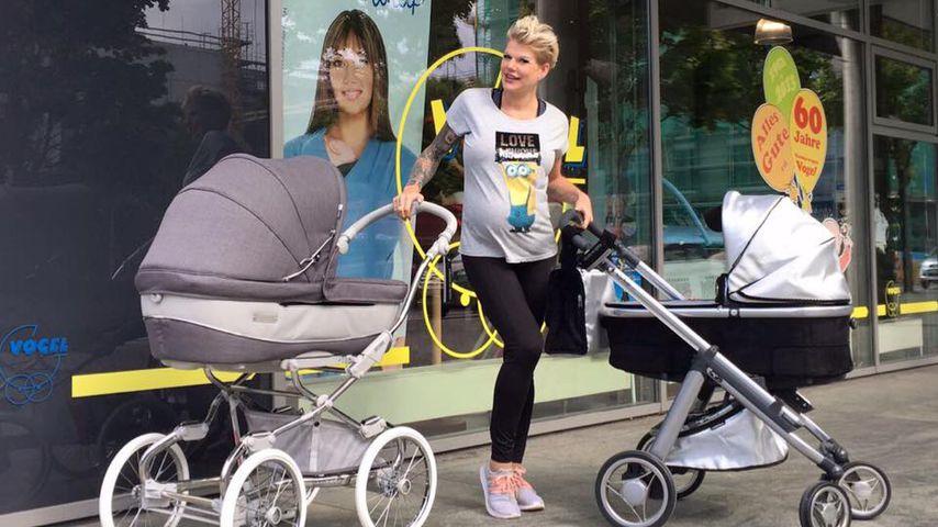 Kurz vor Geburt: Melanie Müller noch total unvorbereitet!