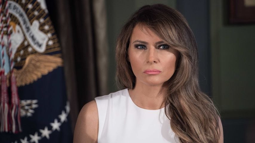 Melania Trump, First Lady der USA