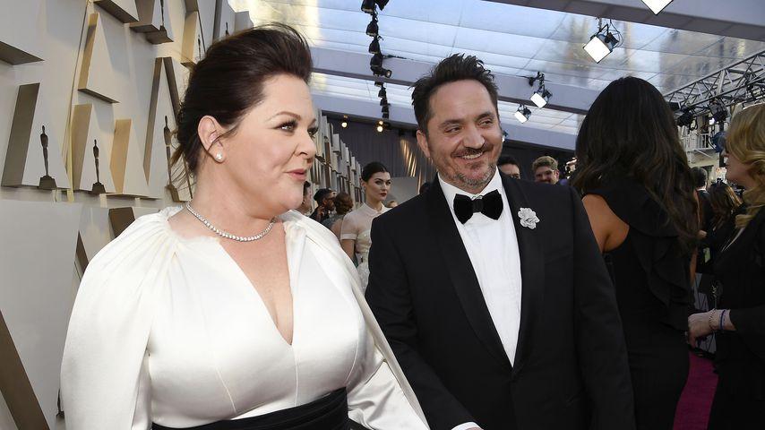 Melissa McCarthy und Ben Falcone bei den Oscars 2019