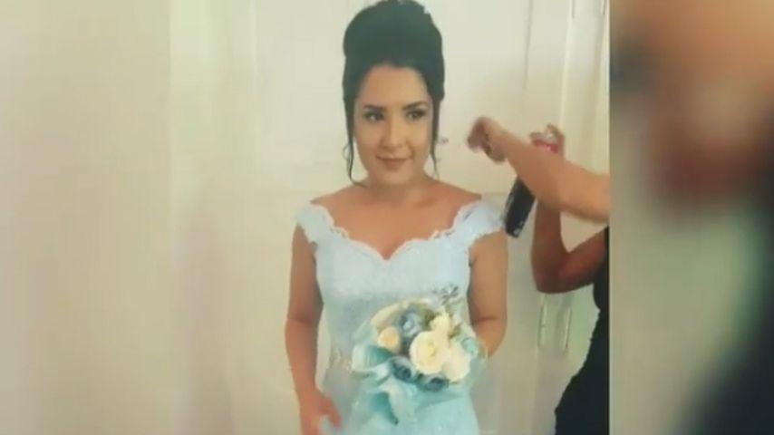Wunderschöne Braut: Ex-DSDS-Meltem Acikgöz hat geheiratet!
