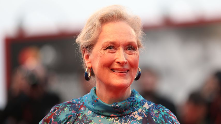 Meryl Streep im September 2019 in Venedig