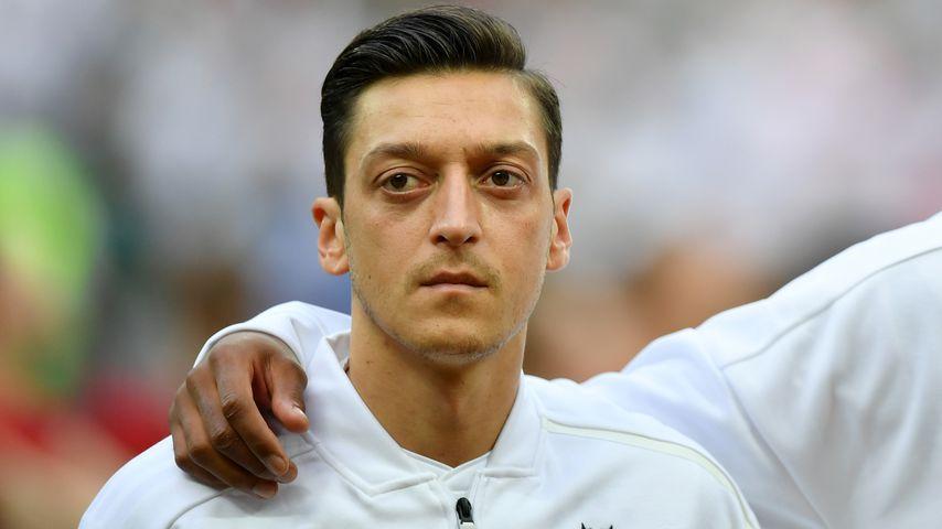 Mesut Özil: Darum singt er die deutsche Hymne nicht mit
