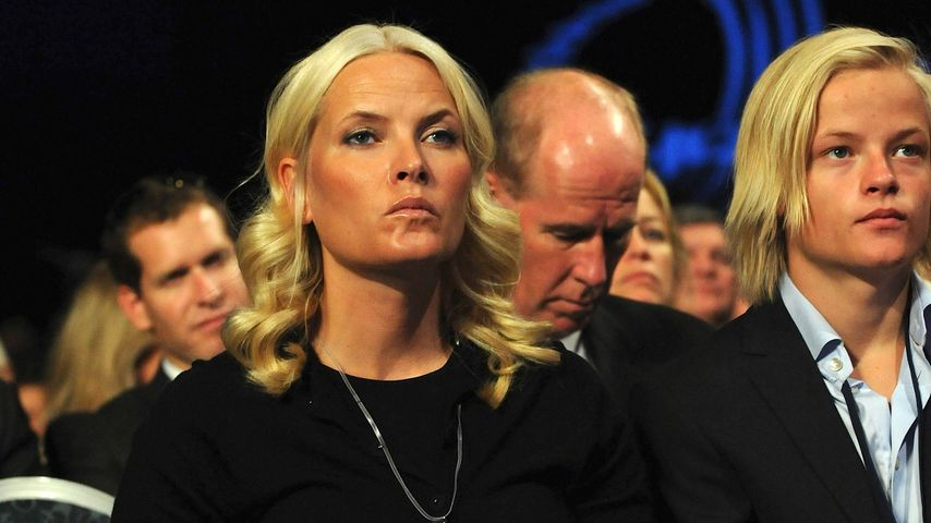 Mette-Marit und Marius Borg Høiby