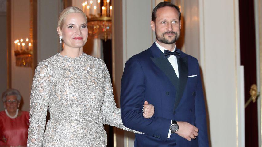 Kronprinz Haakon & seine Mette: So herrlich bodenständig!
