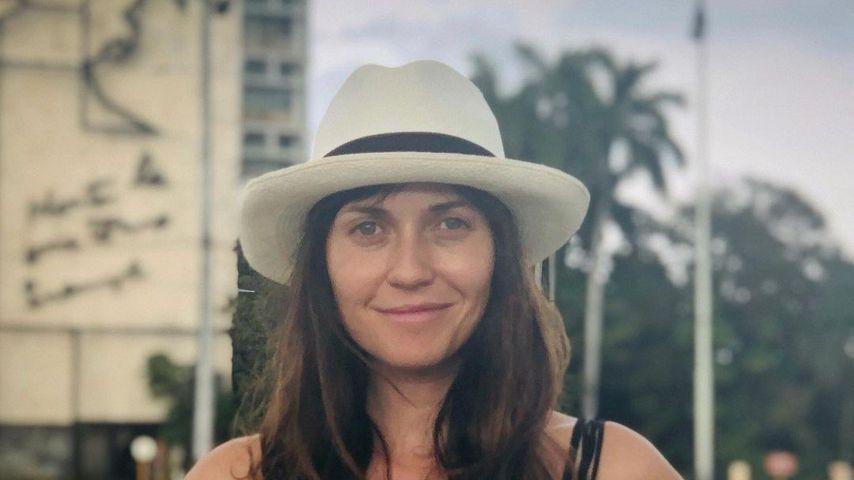Mit 44: Ex-GZSZ-Star Mia Aegerter ist erstmals Mama geworden