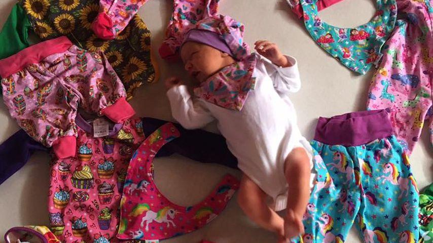 Melli Müllers Baby: Wenige Tage alt & schon im Mode-Stress!