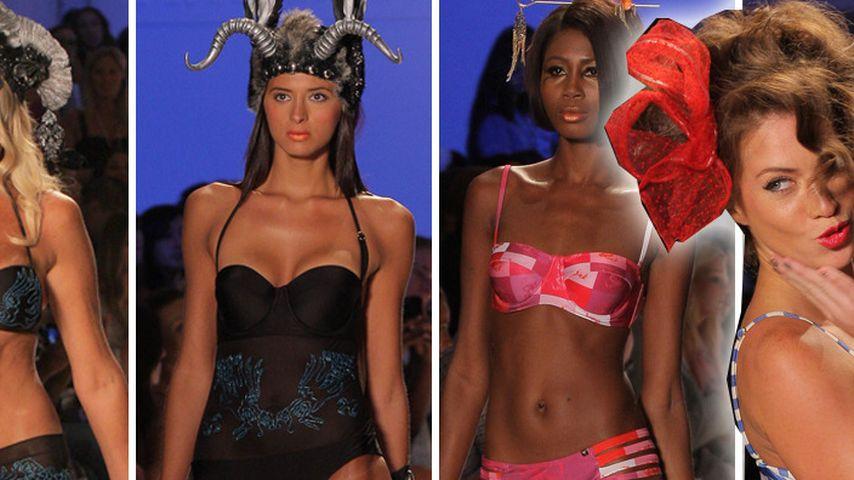 Sexy! So heiß sind die Bikini-Models in Miami