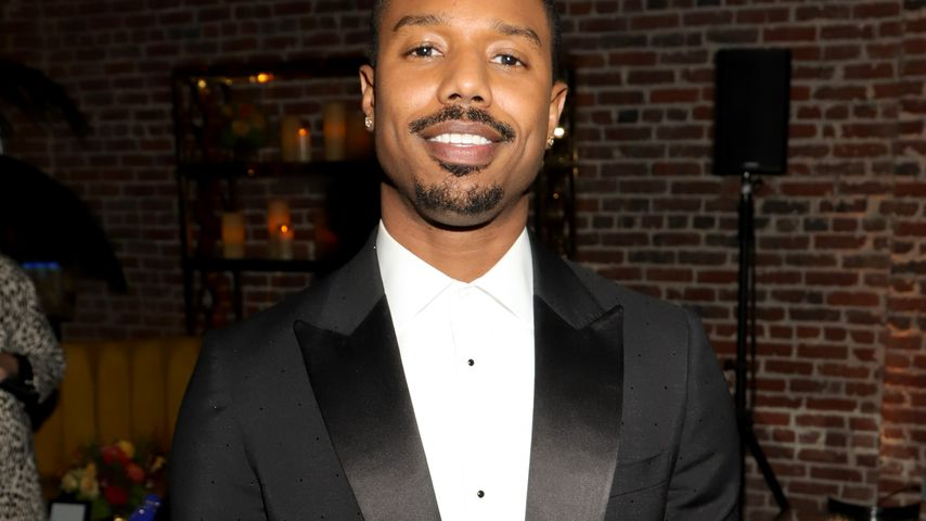 Michael B. Jordan auf der Naacp Image Awards Afterparty in L.A. im Februar 2020