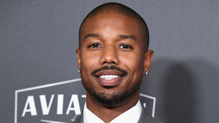 Michael B. Jordan bei den Hollywood Film Awards