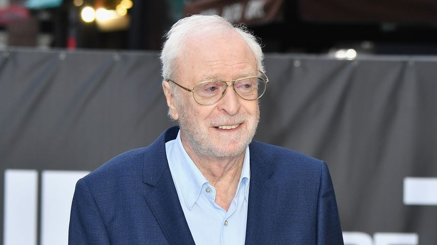 Michael Caine, 2018