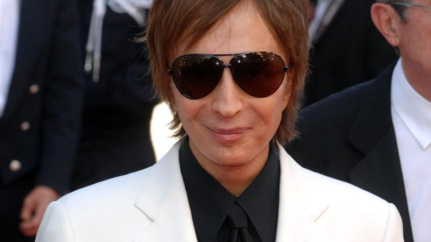 Michael Cimino 2007 in Cannes