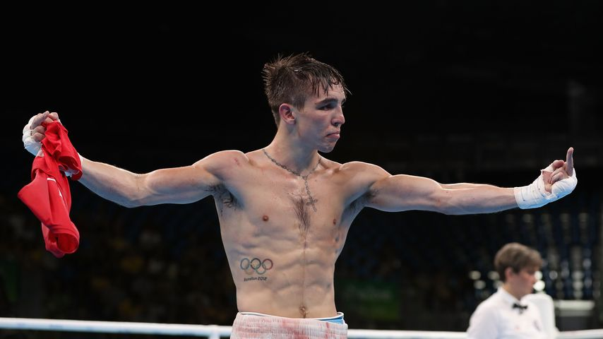 Michael Conlan nach dem Olympia-Viertelfinale