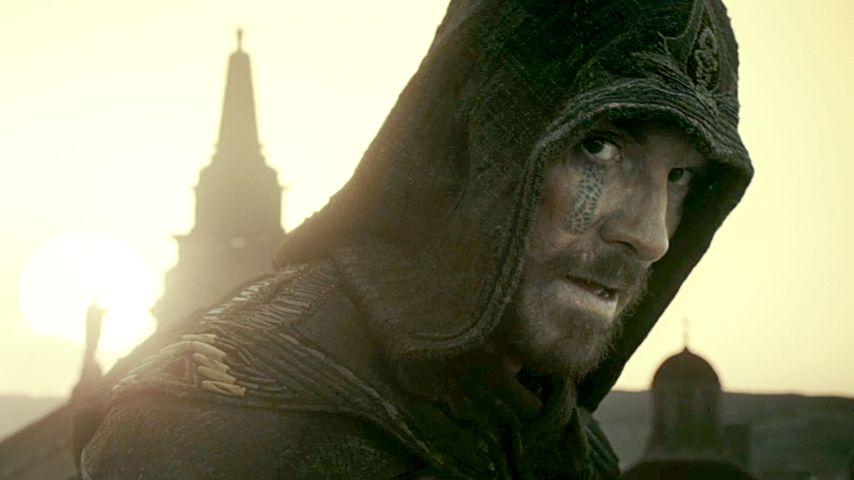 """""""Assassin's Creed"""": Michael Fassbender wird zum Killer!"""