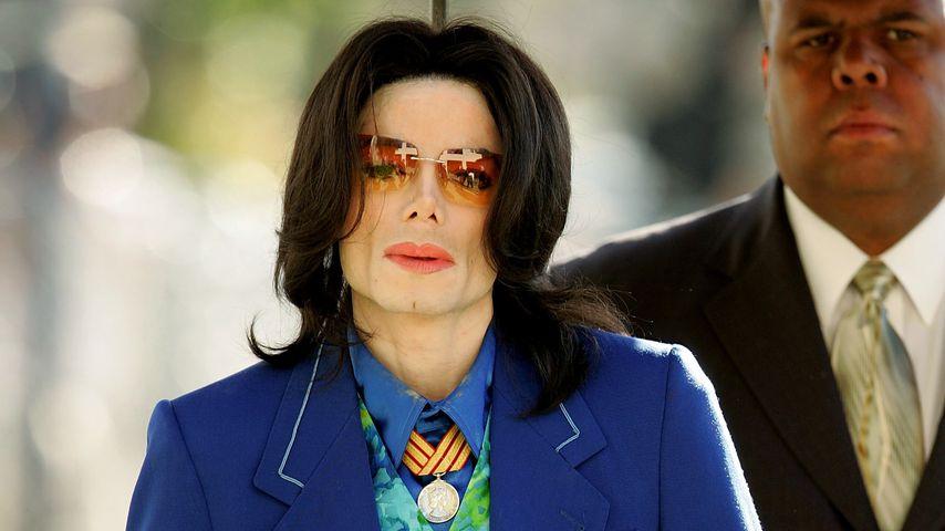 Michael Jackson in Santa Maria, 2005