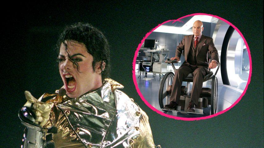 """Wie bitte? Michael Jackson sprach für """"X-Men""""-Rolle vor"""