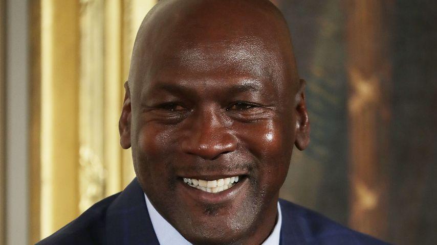 Michael Jordan, Basketball-Legende