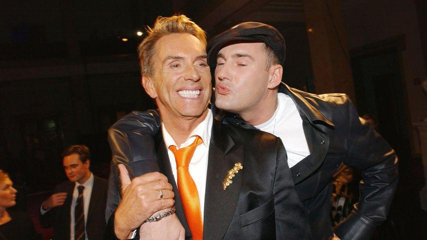 Wolfgang Joop und Michael Michalsky