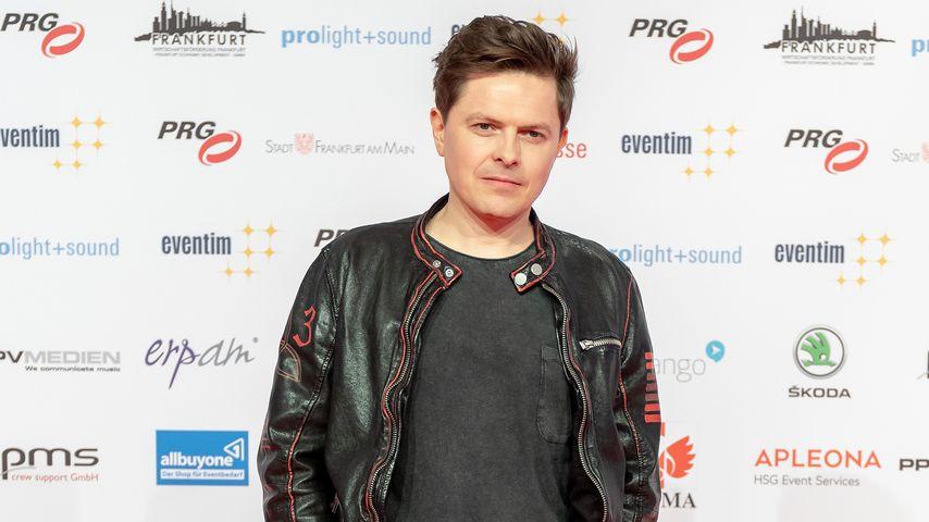 Michael Patrick Kelly 2018 in Frankfurt