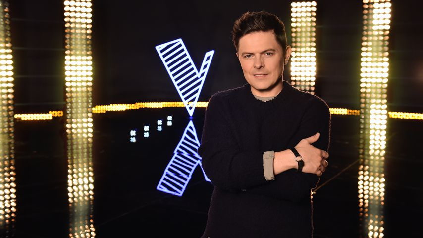 "Michael Patrick Kelly bei ""The Voice Senior"", 2019"