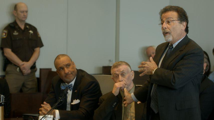 Anwalt Butch Williams, Michael Peterson, Anwalt David Rudolf