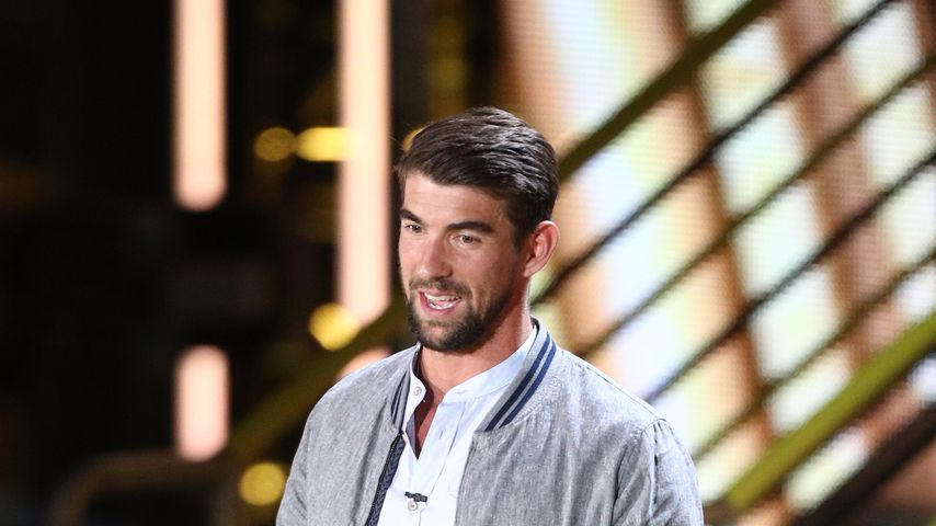 "Michael Phelps bei den ""Kids' Choice Sports Awards"" 2017"