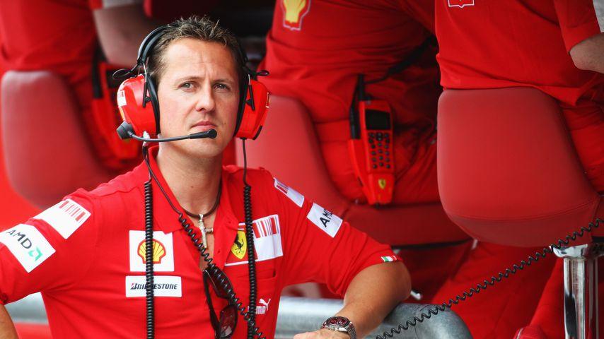 Michael Schumacher in Kuala Lumpur, Malaysia, 2009
