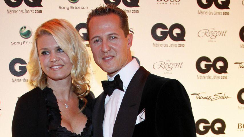 Michael Schumacher und Ehefrau Corinna