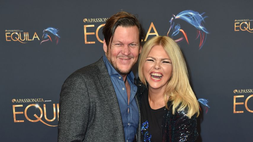"""Michael Tomaschautzki und Diana Herold bei der """"Equila""""-Premiere 2017"""