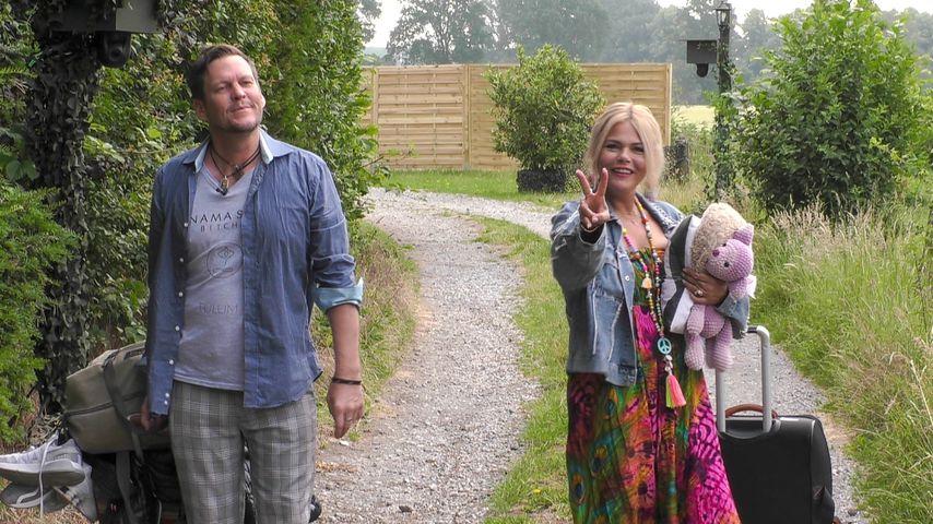 """Michael Tomaschautzki und Diana Herold, """"Sommerhaus der Stars"""" 2020"""