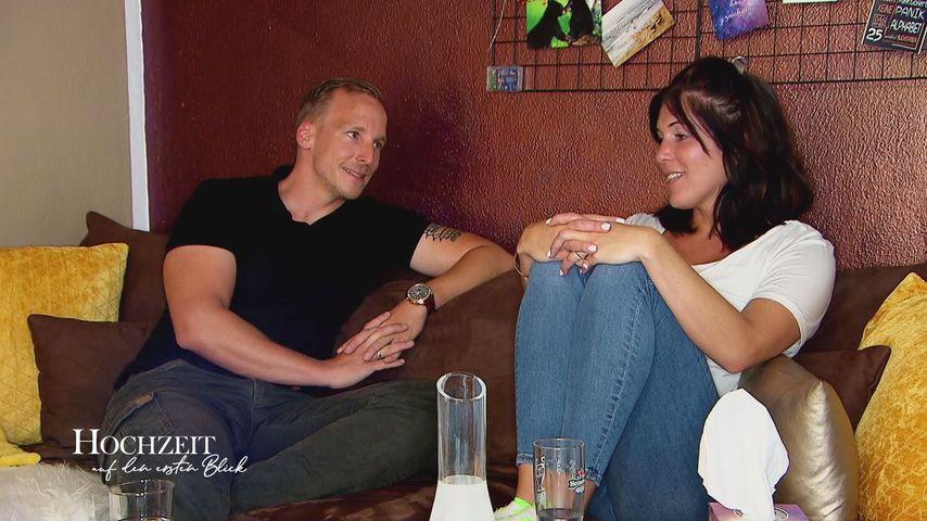 """Michael und Lisa bei """"Hochzeit auf den ersten Blick"""""""