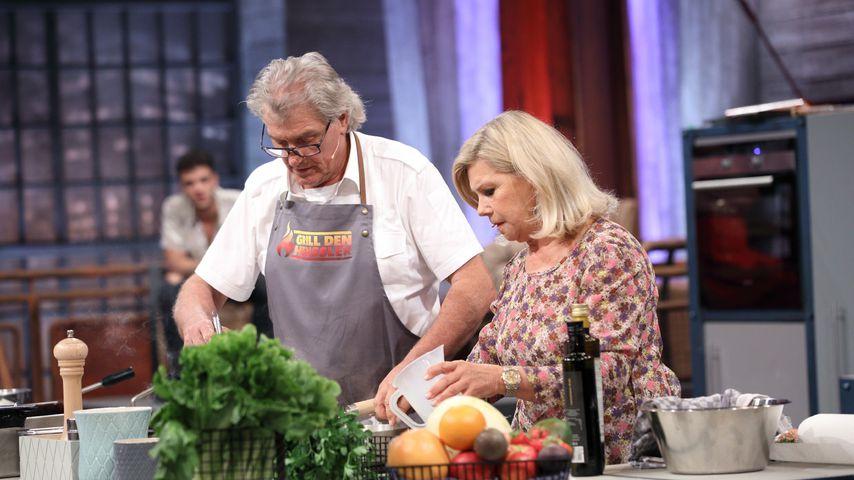 """Michael und Marianne bei """"Grill den Henssler"""""""
