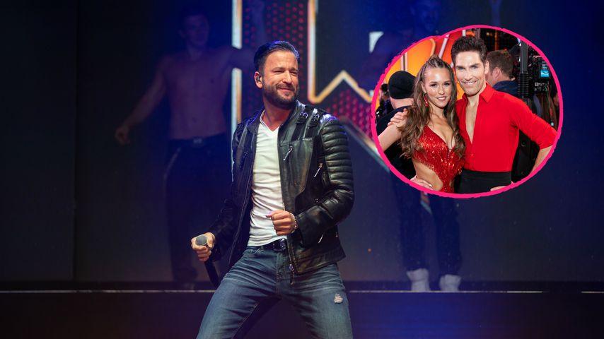 Tanz mit seiner Laura: So reagierte Wendler auf Chris Polanc