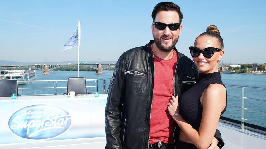 Michael Wendler und Laura bei den DSDS-Castings 2020