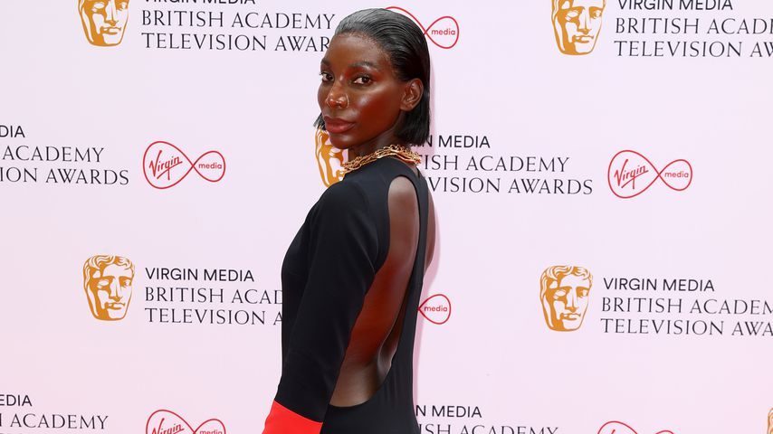 Michaela Coel bei den BAFTA TV Awards, 2021