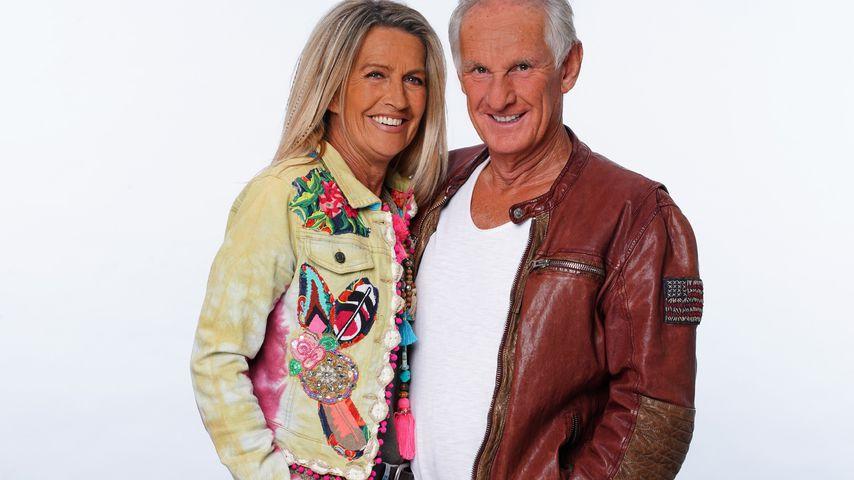 """Michaela Scherer und Martin Bolze, """"Sommerhaus der Stars""""-Teilnehmer 2020"""
