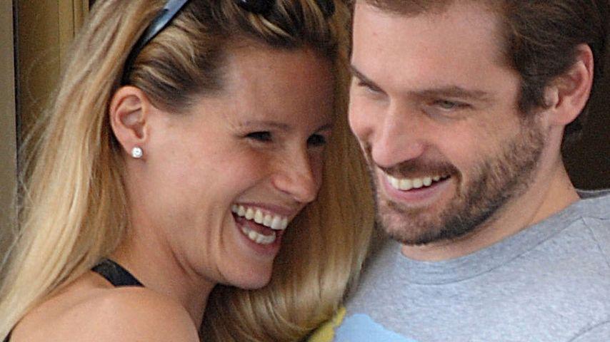 Michelle Hunziker: Tomaso ist bei der Geburt dabei