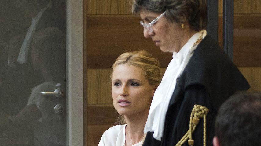 Urteil im Manager-Prozess: Freispruch für Michelle Hunziker!