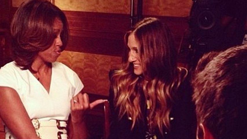 Dreamteam: Michelle Obama & SJP engagieren sich
