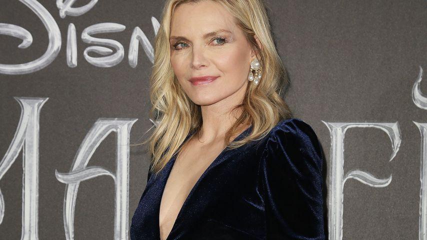 Ohne Make-up! Michelle Pfeiffer (61) begeistert Fans mit Pic