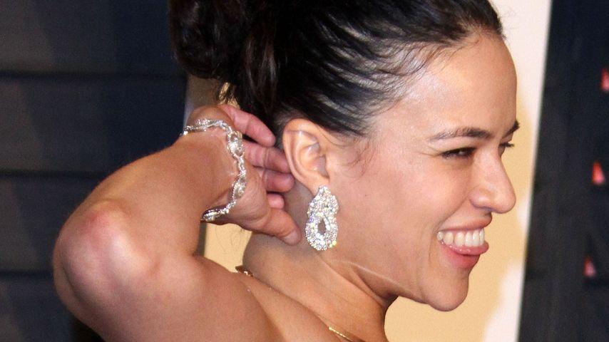 Gesellschaftsdruck: Michelle Rodriguez zeigt rasierte Achsel