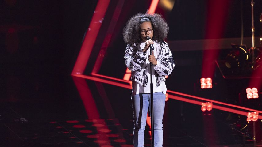 """Michelle Schulz bei """"The Voice of Germany"""""""