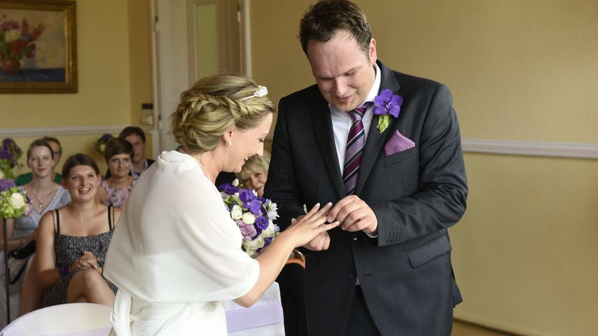 """Projekt gescheitert? Ehekrisen bei """"Blind Wedding""""-Paaren"""