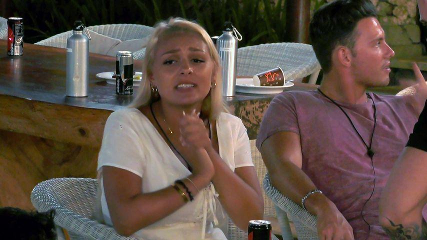 """Michelle und Max bei """"Temptation Island"""""""