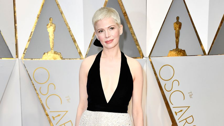 Michelle Williams bei den Oscars 2017